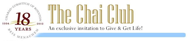 The Chai Club
